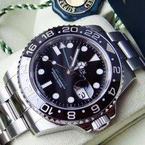 Rolex GMT-Master II Stahl 40mm Schwarz Keine Ziffern Deutschland, Bielefeld