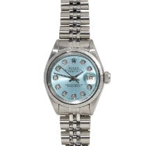 Rolex 6919 Steel 1974 Oyster Perpetual Lady Date 26mm pre-owned United States of America, New York, New York