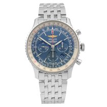 Breitling Navitimer 01 (46 MM) Steel 46mm Blue United States of America, New York, NYC