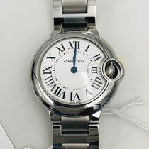 Cartier Ballon Bleu 28mm new Quartz Watch with original box and original papers