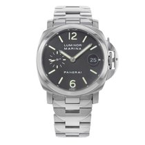 Panerai Steel 40mm Automatic Luminor Marina Automatic pre-owned United States of America, New York, NYC