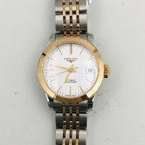 Longines Record Steel 26mm Silver United States of America, New York, NYC