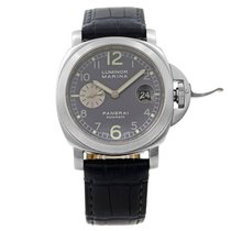 Panerai Steel 44mm Automatic Luminor Marina Automatic pre-owned United States of America, New York, NYC