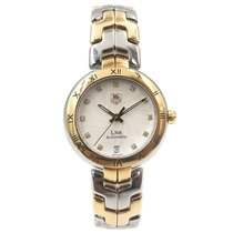 TAG Heuer Link Lady Steel 34mm Silver United States of America, New York, NYC