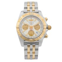 Breitling Chronomat 41 Gold/Steel 41mm Silver United States of America, New York, NYC