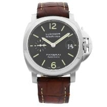 Panerai Steel Luminor Marina Automatic 40mm pre-owned United States of America, New York, NYC