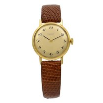 IWC Yellow gold 24mm Manual winding pre-owned United States of America, New York, NYC