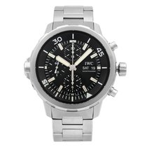 IWC Steel 44mm Automatic Aquatimer Chronograph pre-owned United States of America, New York, NYC