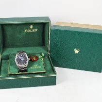 Rolex 5500 Steel 1989 Air King Precision 34mm pre-owned United States of America, Florida, Miami Beach