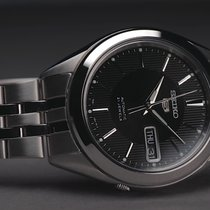 Seiko Watch new 2021 Steel Automatic Watch with original box