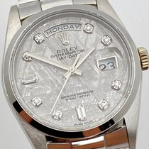 Rolex Day-Date 36 18206 Very good Platinum 36mm Automatic