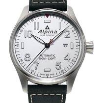 Alpina Acero 44mm Automático AL-525S4S6 nuevo