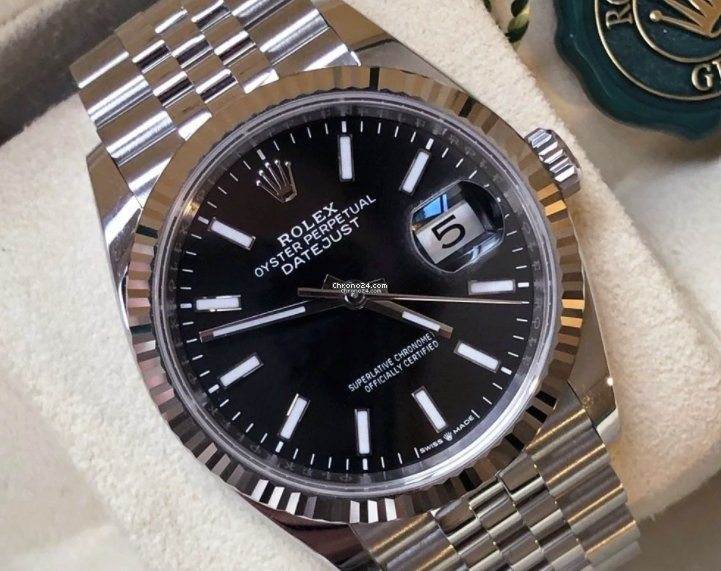 Rolex Datejust 126234-0015 2021 новые