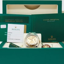 Rolex Datejust II Gold/Steel 41mm Champagne No numerals United States of America, California, Los Angeles