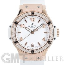 Hublot Cuarzo Blanco 38mm usados Big Bang 38 mm