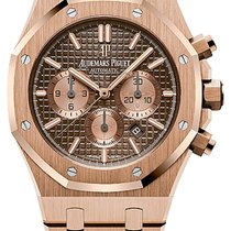 Audemars Piguet 26331or.oo.1220or.02 Rose gold 2021 Royal Oak Chronograph 41mm new United States of America, New York, Airmont