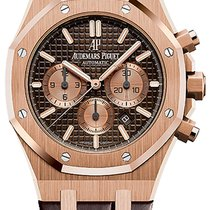 Audemars Piguet 26331or.oo.d821cr.01 Rose gold 2021 Royal Oak Chronograph 41mm new United States of America, New York, Airmont