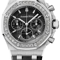 Audemars Piguet Royal Oak Offshore Lady Steel 37mm Black United States of America, New York, Airmont