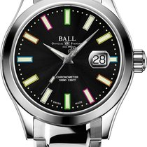 Ball Engineer III Steel 43mm Black United States of America, Florida