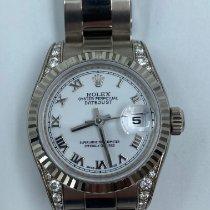 Rolex Lady-Datejust Oro blanco 26mm Blanco España, Puerto Banús - Marbella