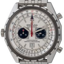 Breitling Chrono-Matic (submodel) Steel 44mm Silver United States of America, Texas, Austin