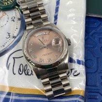 Rolex Datejust Oro blanco 36mm Rosa Sin cifras España, Puerto Banús - Marbella