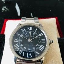 Cartier Ronde Croisière de Cartier occasion 42mm Bleu Date Acier