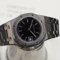 Audemars Piguet Royal Oak Lady usados Negro Acero