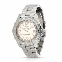 Breitling Colt Oceane Steel 33.5mm Silver Arabic numerals United States of America, New York, New York