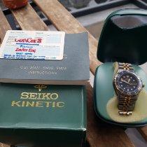 Seiko Kinetic Titanium