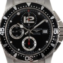 Longines L3.644.4 Steel 2009 HydroConquest 41mm pre-owned