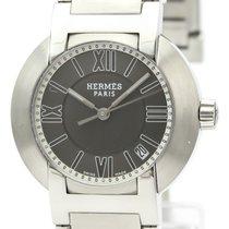 Hermès Steel 28mm Quartz NO1.210 pre-owned