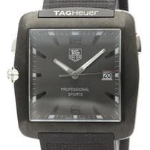 TAG Heuer Professional Golf Watch Steel 37mm Grey