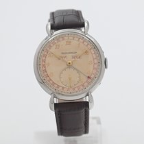 Jaeger-LeCoultre Steel 36mm Manual winding 140.3.87 pre-owned South Africa, Johannesburg