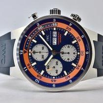 IWC Aquatimer Chronograph Acero 42mm Azul Sin cifras
