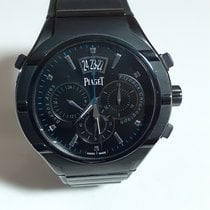 Piaget Polo FortyFive Titanium Black United States of America, Florida, Miami
