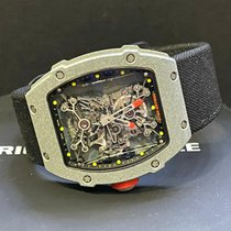 Richard Mille RM 027 RM 027-01 Nowy 45mm Manualny