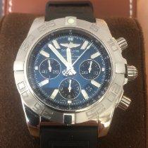 Breitling Chronomat 44 Acier 44mm Bleu Sans chiffres France, 75016