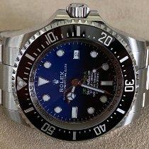 Rolex Sea-Dweller Deepsea 126660 Novo Aço 44mm Automático