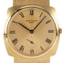 Patek Philippe Yellow gold 32.5mm Automatic 3525/3 pre-owned