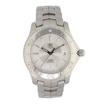 TAG Heuer Link pre-owned 39mm Steel