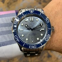 Omega Seamaster Diver 300 M Steel 42mm Grey No numerals United States of America, Pennsylvania, Lancaster