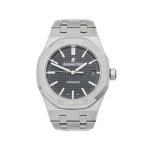 Audemars Piguet 15450ST.OO.1256ST.02 Acier 2018 Royal Oak Selfwinding 37mm occasion