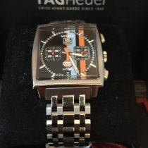TAG Heuer Monaco Steel Black