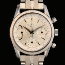 Universal Genève Steel 36mm Manual winding Compax pre-owned United States of America, California, Woodland Hills