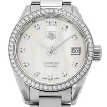 TAG Heuer Carrera Lady Acero 28mm