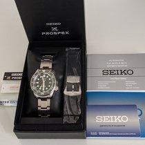 Seiko SLA019J1 Acier 2018 Prospex 44mm nouveau