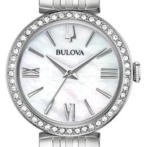Bulova Crystal Mother of pearl United States of America, New York, New York