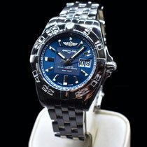 Breitling Galactic 41 Steel Blue United States of America, Texas, Frisco