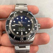 Rolex 116660 Steel Sea-Dweller Deepsea 44mm pre-owned United States of America, California, Costa Mesa